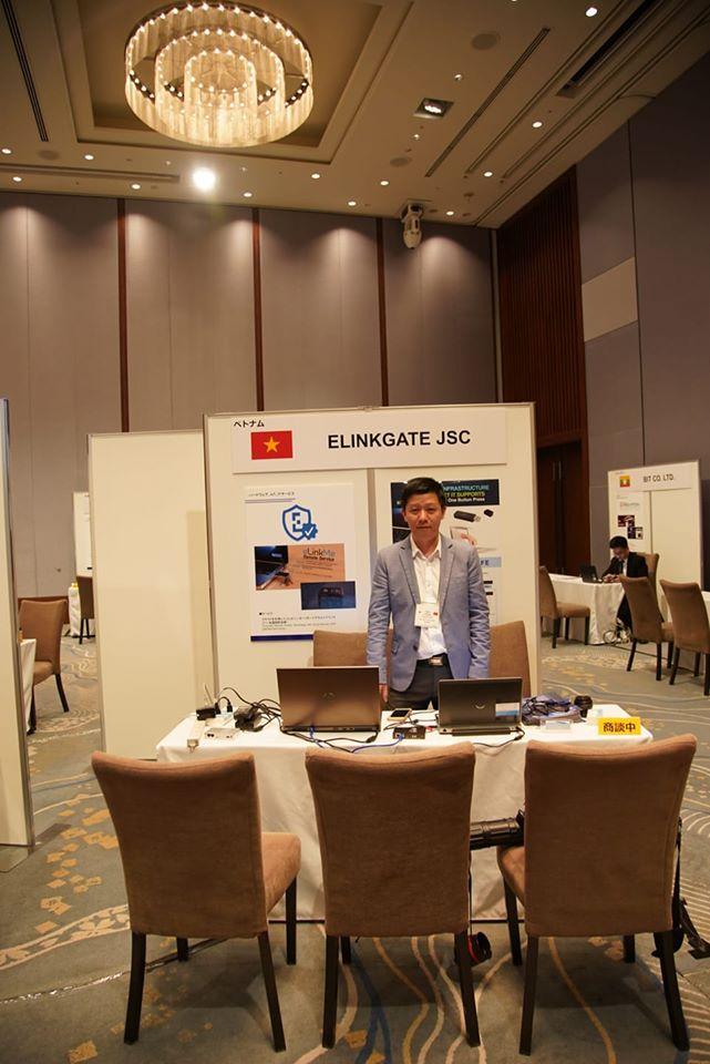 ELINKGATE at Mekong Japan Meetup