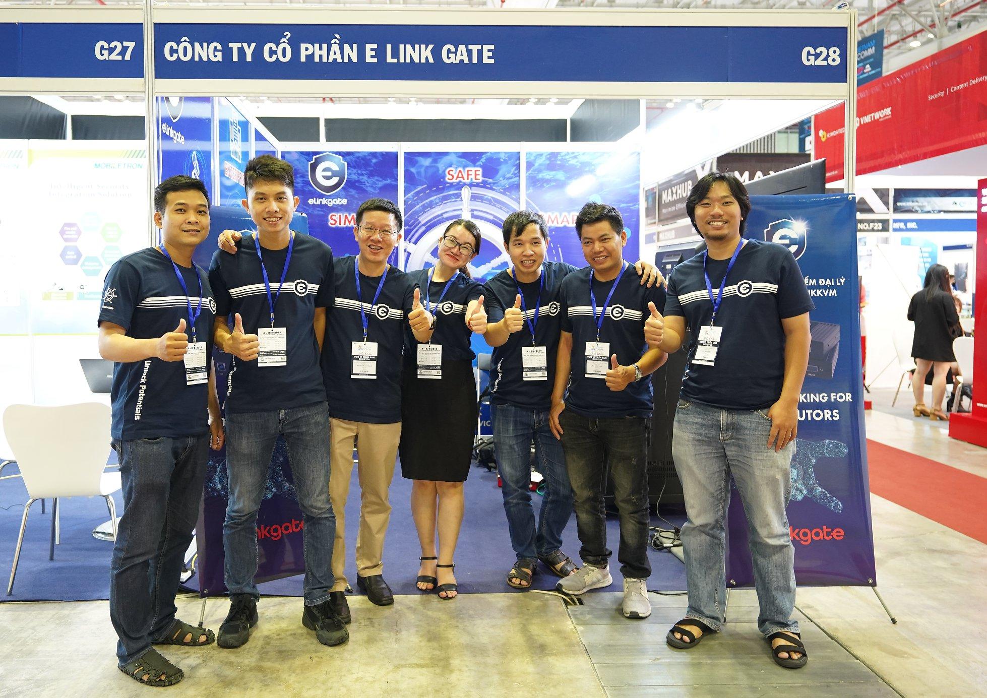 ElinkGate of Vietnam ICT COMM 2019