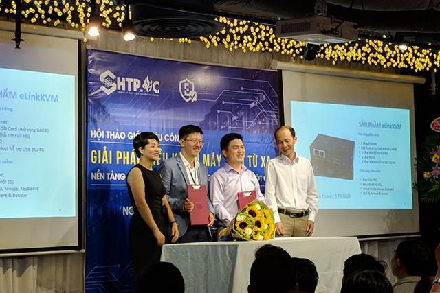 Startup Việt ra tay 'giải cứu' máy tính với thiết bị công nghệ cao, giá bằng 1/4 đồ ngoại