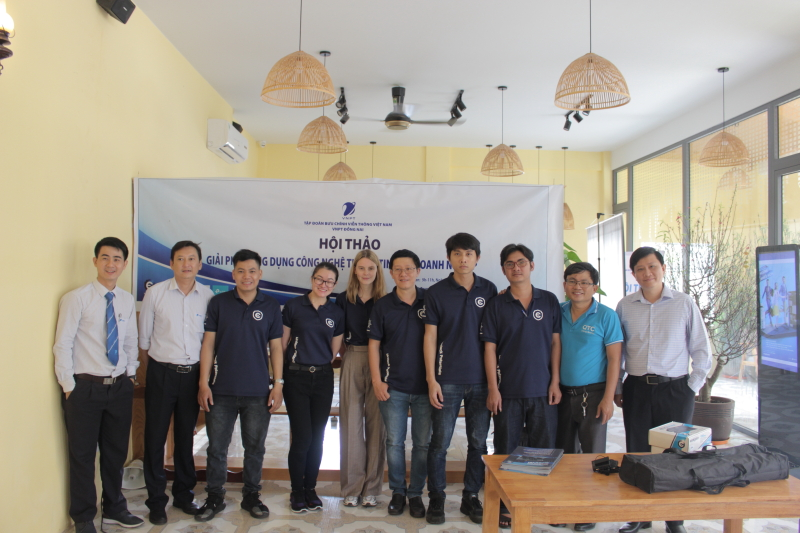 Elinkgate Collaborates with VNPT in Organizing the Conference